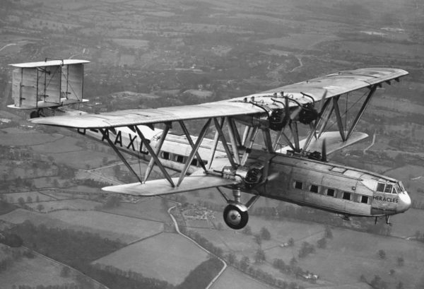 Handley Page H.P.42W Heracles