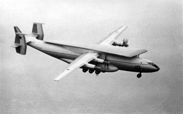 Antonow An-22PZ Anteusz