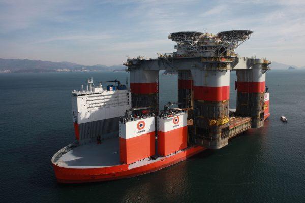Dockwise Vanguard (fot. Emerson/Dockwise)