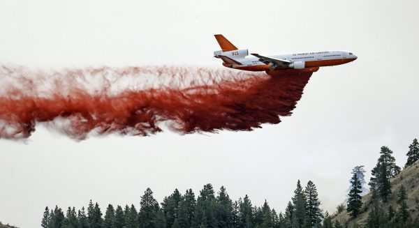 DC-10 Air Tanker (fot. Jeff Head)