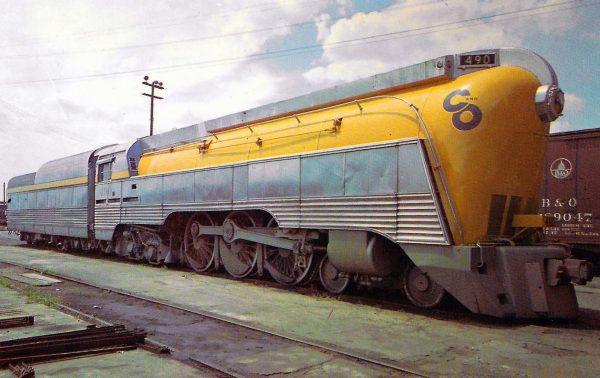 C&O No. 490