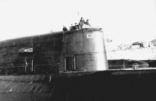 K-278 Komsomolec
