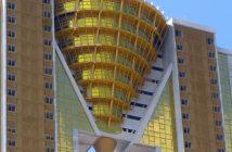 Intempo - najwyższy budynek mieszkalny w Hiszpanii