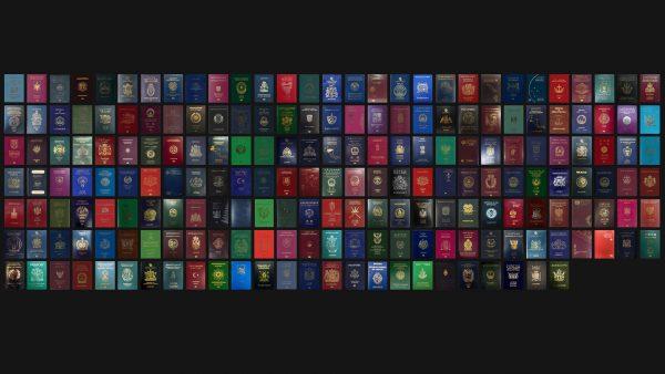Paszporty na świecie