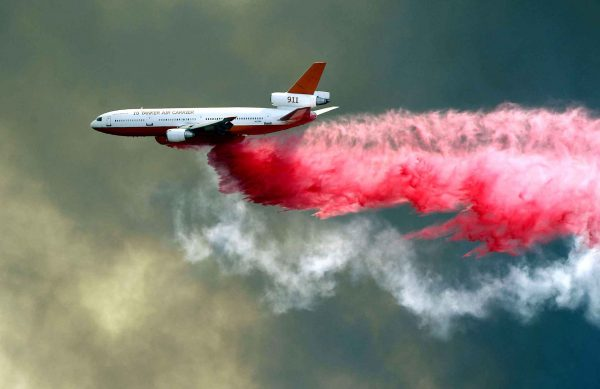 DC-10 Air Tanker (fot. Alex Gallardo)