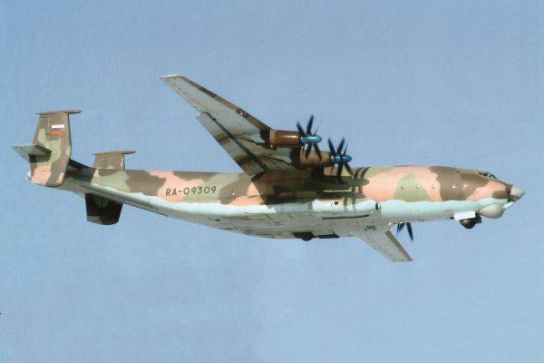 Antonow An-22 Anteusz