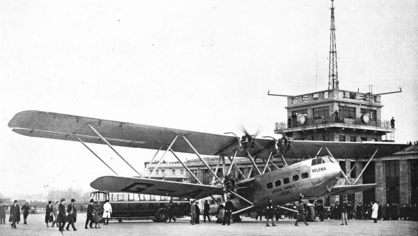 Handley Page H.P.42W Helena