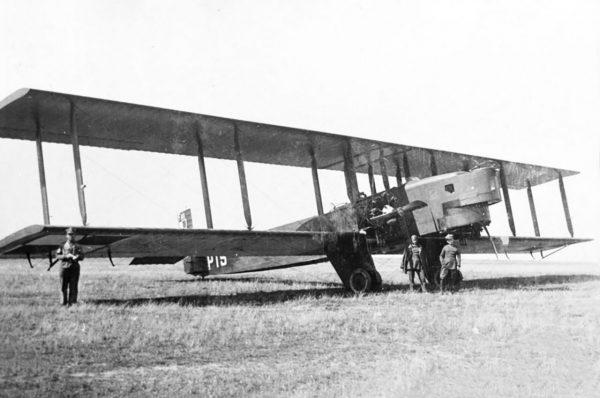 Polski Farman F-68BN4 Goliath
