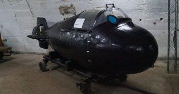 Radzieckie miniaturowe okręty podwodne Tryton-1M i Tryton-2