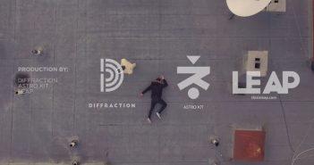2D RUN - MMP 3 - parkour sfilmowany z drona