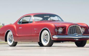 Zapomniany Chrysler D'Elegance