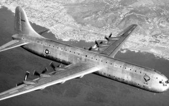 Zapomniany Convair XC-99
