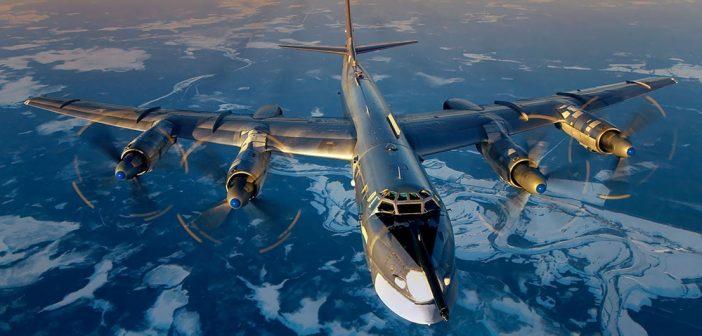 Tupolew Tu-95 – długowieczne latające niedźwiedzie