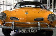 Volkswagen Karmann Ghia - niesportowy samochód sportowy