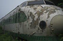 Zapomniany 200 Series Shinkansen - zdjęcie