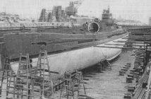 Podwodne lotniskowce - okręty podwodne typu I-400