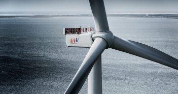 Rekord olbrzymiej turbiny wiatrowej