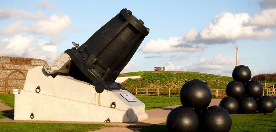 Mallet's Mortar - największy moździerz na świecie
