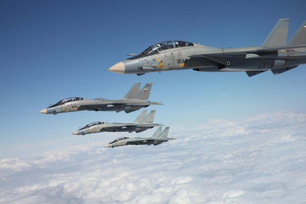 Irańskie F-14 Tomcat