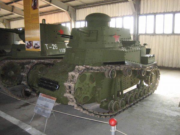 MS-1 (T-18) współcześnie