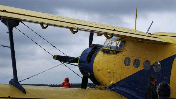 Antonow An-2 (fot. Łukasz Kuliberda)