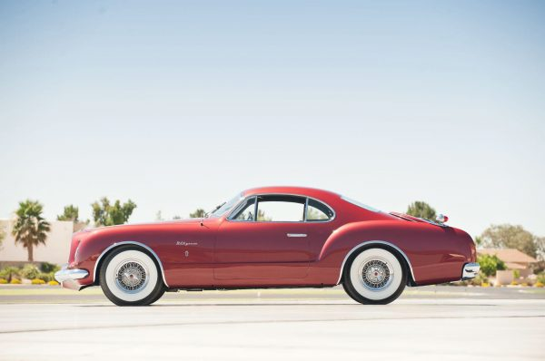 Chrysler D'Elegance (fot. Darin Schnabel/RM Auctions)