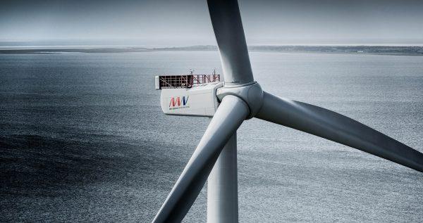 Prototyp turbiny V164 o mocy 9 MW (fot. MHI Vestas Offshore Wind )