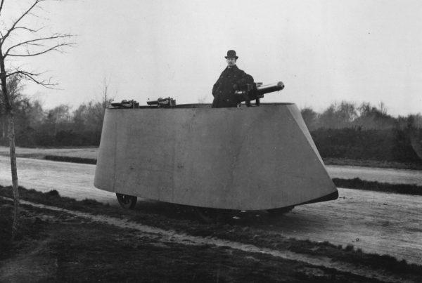 Wóz wojenny Simmsa