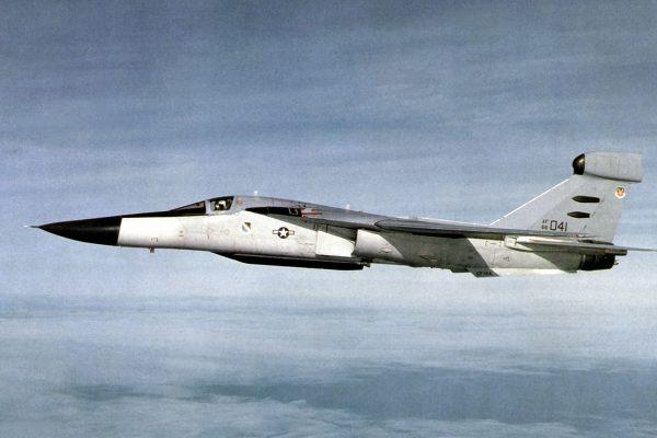 General Dynamics–Grumman EF-111A Raven