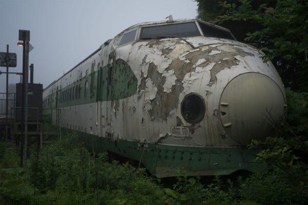 200 Series Shinkansen na stacji Nagareyama Onsen na wyspie Hokkaido w 2012 roku (fot. ubic from tokyo/flickr.com)