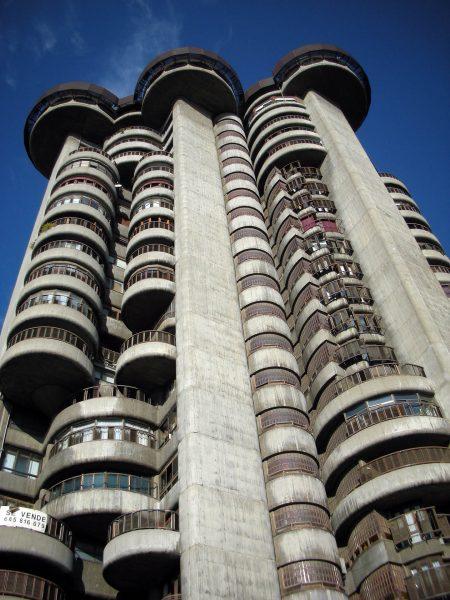 Torres Blancas (fot. Daniel Lobo)