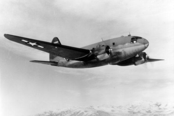 Curtiss C-46 Commando