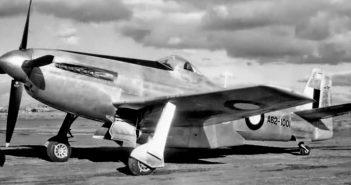 Zapomniany australijski myśliwiec CAC CA-15 Kangaroo