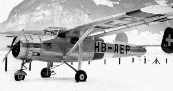 Pilatus SB-2 Pelikan - skromny początek długiej historii