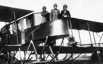 Sikorsky Russkij Witiaz - pierwszy czterosilnikowy samolot