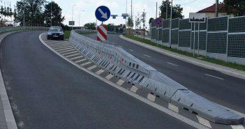 Polskie bariery drogowe TSB Sofibox