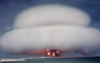 Odtajnione filmy z amerykańskich prób atomowych
