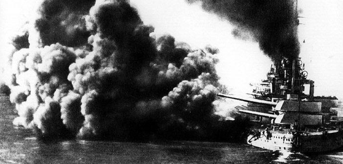 Bitwa jutlandzka – największa bitwa morska I wojny światowej