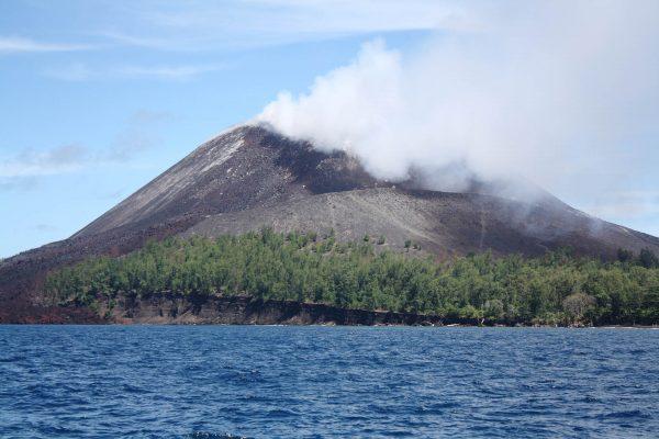 Krakatau współcześnie