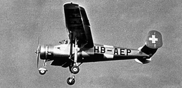 Pilatus SB-2 Pelikan
