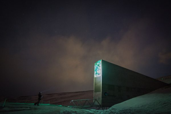 Svalbard - Globalny Bank Nasion