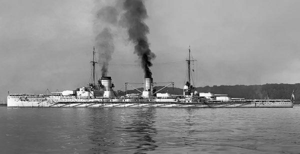 Niemiecki krążownik liniowy SMS Seydlitz