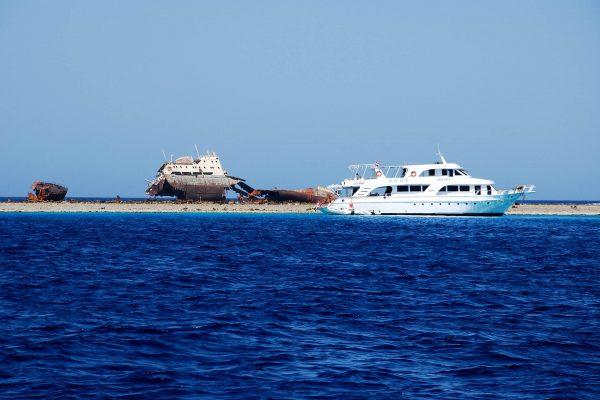 Wrak MV Loullia