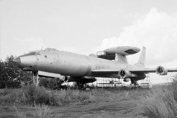 Tupolew Tu-126 (fot. Sergei Tsvetkov)