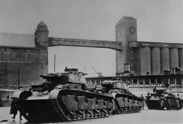 Niemieckie czołgi Neubaufahrzeug