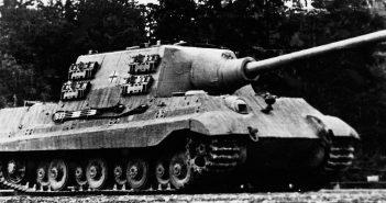 Jagdtiger - najpotężniejszy niemiecki niszczyciel czołgów