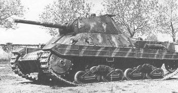 P26/40 - włoski średni czołg ciężki