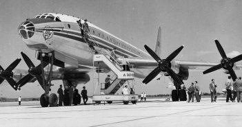 Radzieckie długodystansowe samoloty pasażerskie Tu-114 i Tu-116