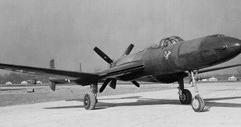 Zapomniany Vultee XP-54 Swoose Goose