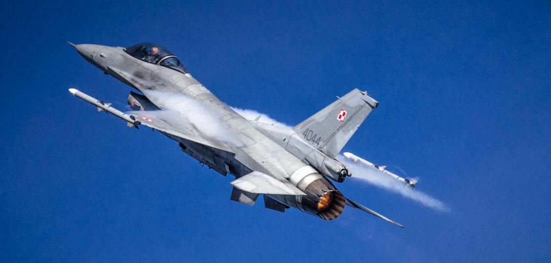 10-lecie F-16 w Polsce - Krzesiny 2016 - galeria